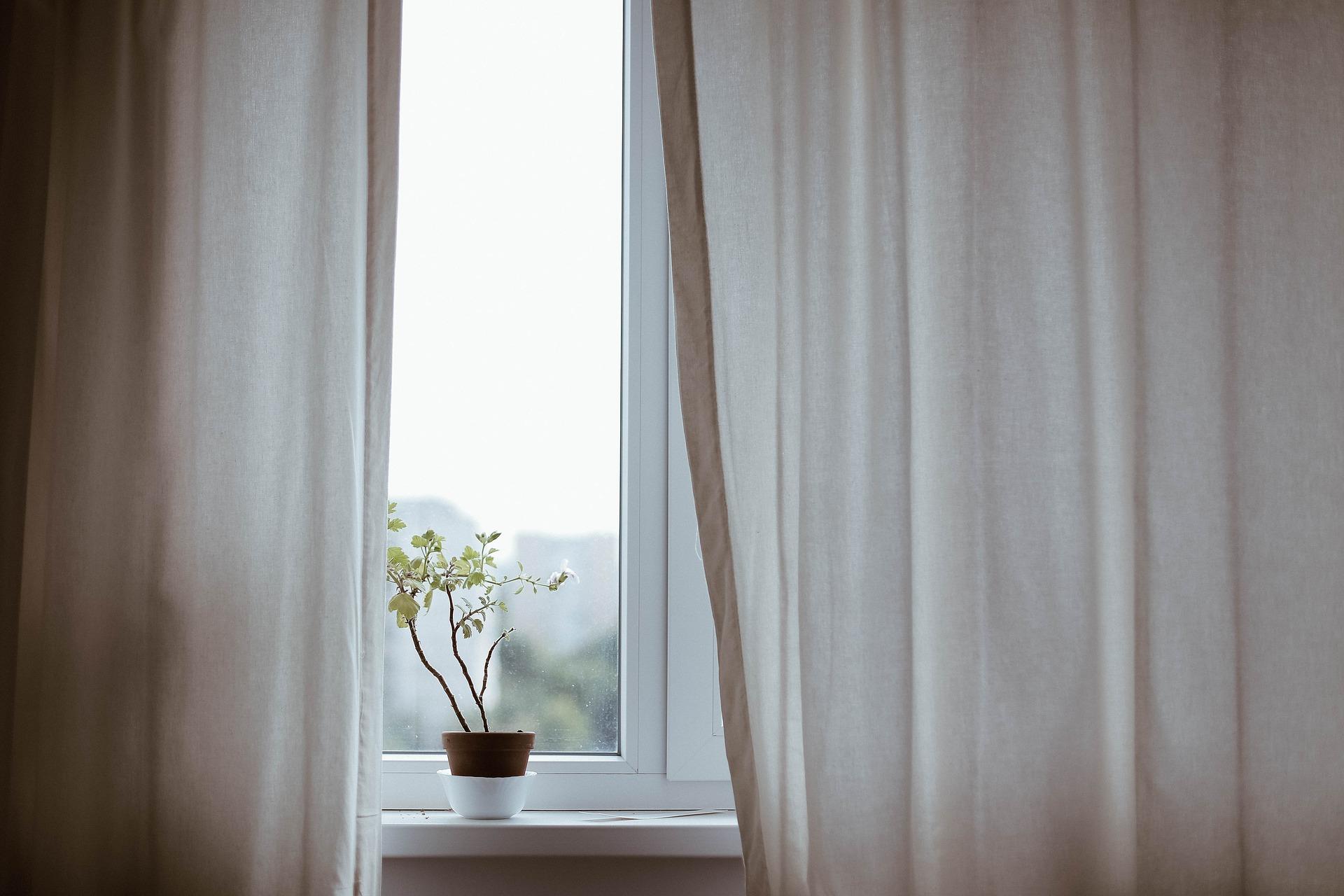 Les dernières tendances côté rideaux